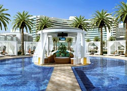 Fontainebleau Pool Hotel