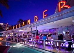 Clevelander on Ocean Drive, Miami Beach