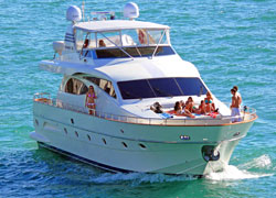 Boating Amp Sailing Charters Ocean Drive Miami Beach