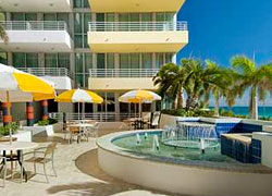 Savoy Hotel Hilton Bentley Miami South Beach